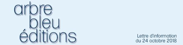 Bannière Arbre bleu éditions
